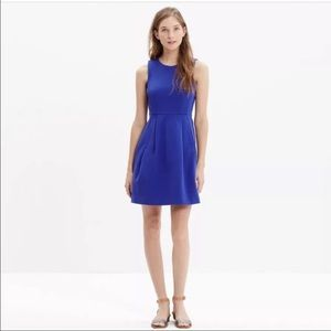 Madewell Sleeveless Fit and Flare Dress - Size 0
